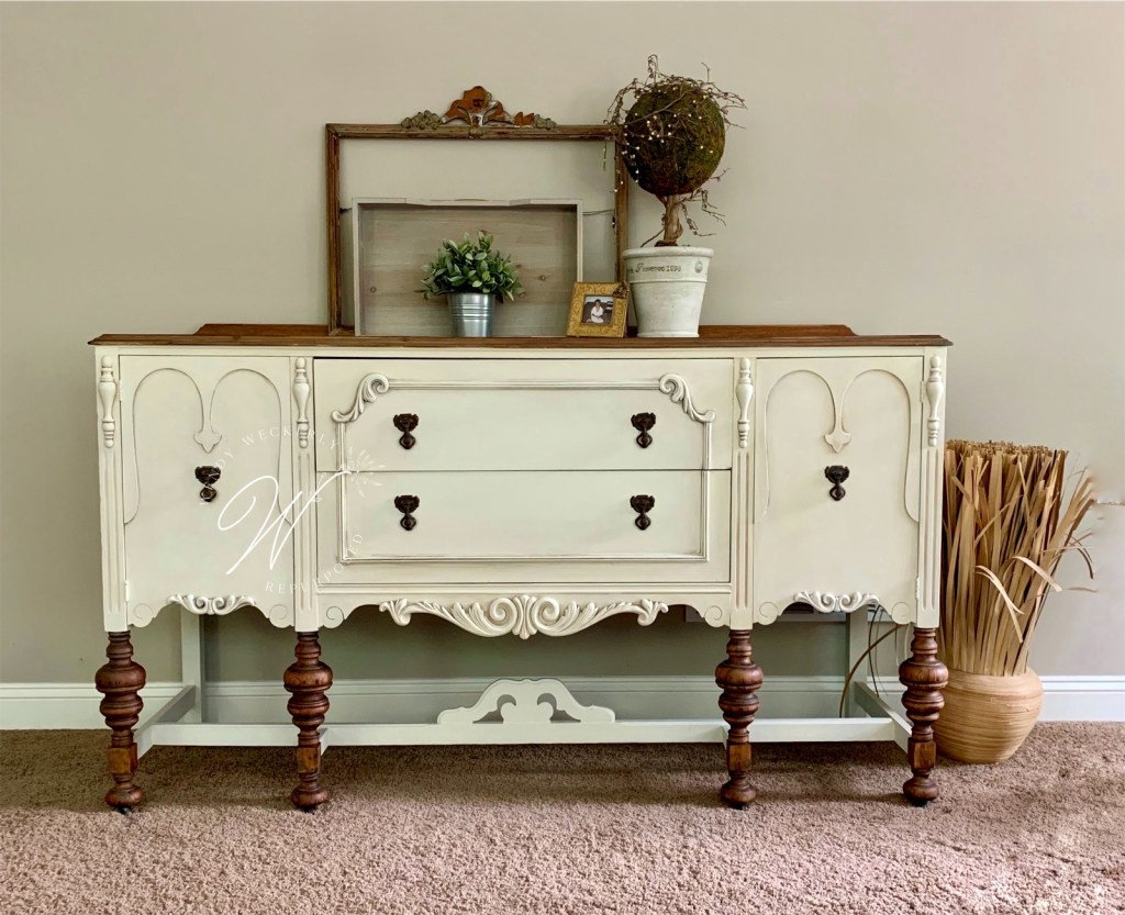 Sideboard Buffet Cream