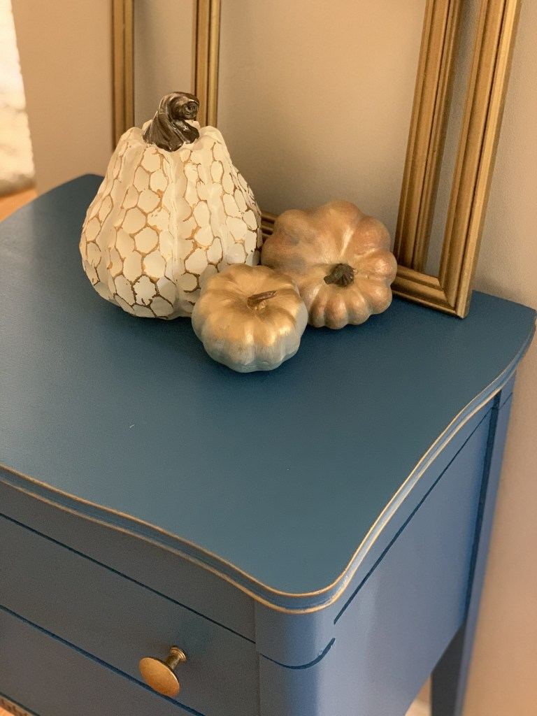 Painting Sewing Table