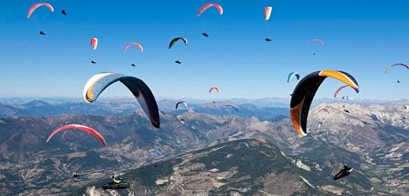 Paragliding 1