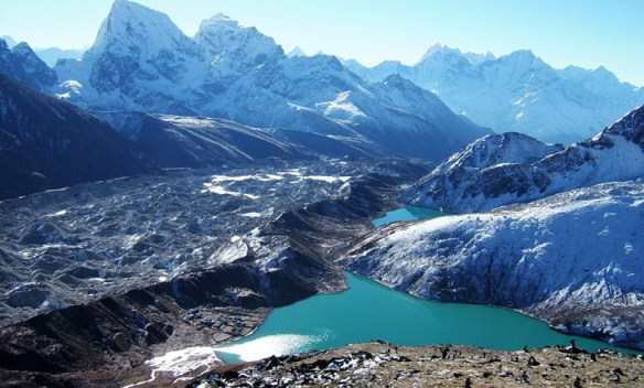 Everest Gokyo lake 01
