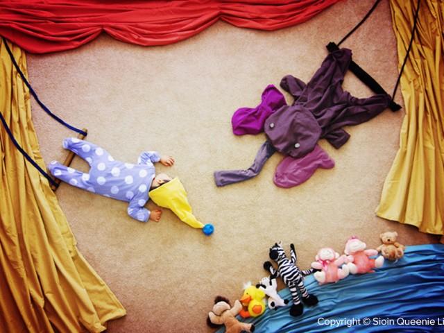boneka anak aman