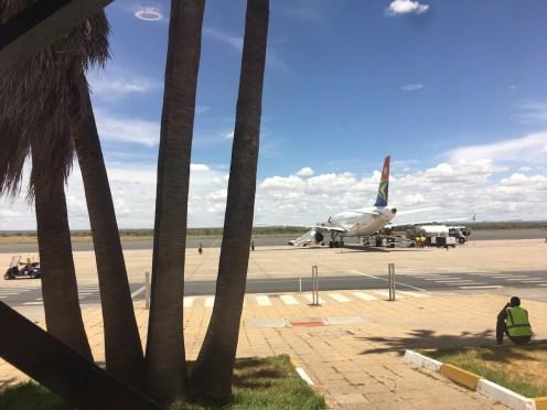 Hosea Kutako International Airport Windhoek