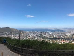 Kapstadt aus luftiger Höhe