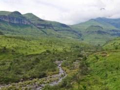Entlang des Tugela-River