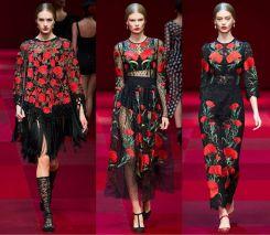 Dolce Gabbana - 2015 Collection
