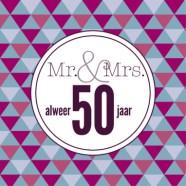 Kaartje 50 jaar getrouwd (3)