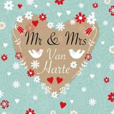 Bruiloft kaartje (3)