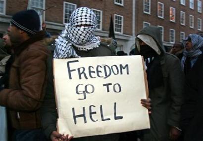 Islam, London 2006