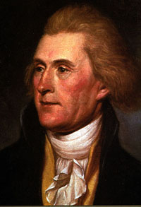 Thomas Jeffersonm (1743-1826), 1791