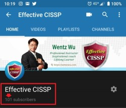 EffectiveCISSP 101 Subscribers_mobile