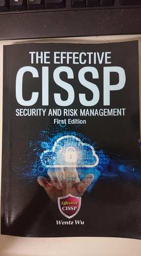 The Effective CISSP: Security and Risk Management