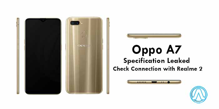 Oppo A7 Price in India and Oppo A7 Specification