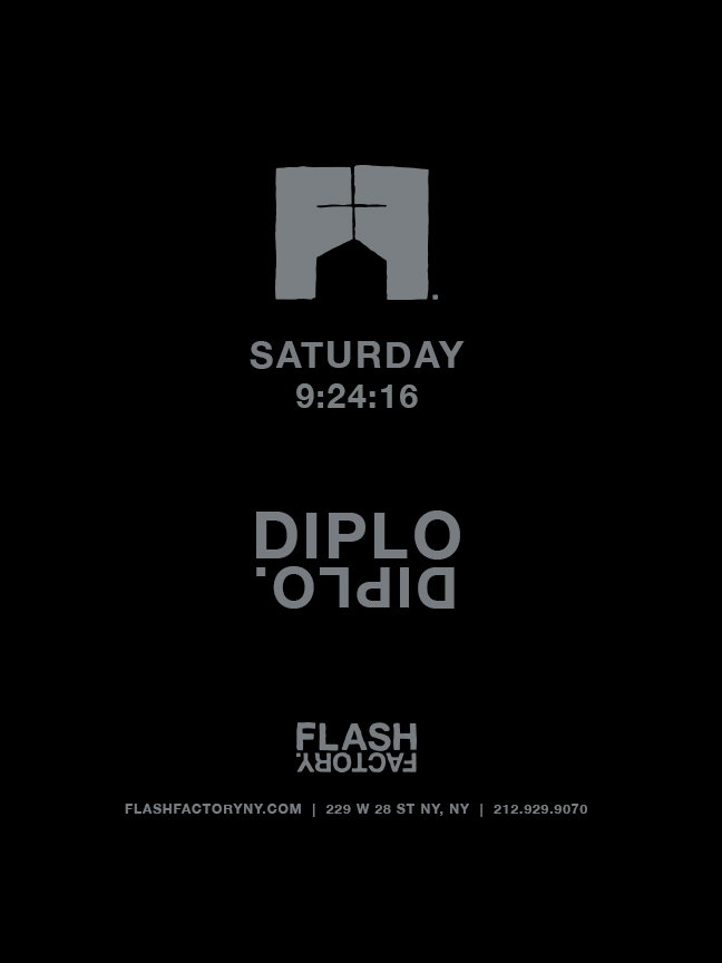We Own The Nite NYC_Diplo_Flash Factory_NYC_Sept 24