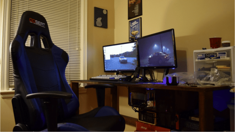 What Is The Best Gaming Chair Under $200? (Updated For 2019