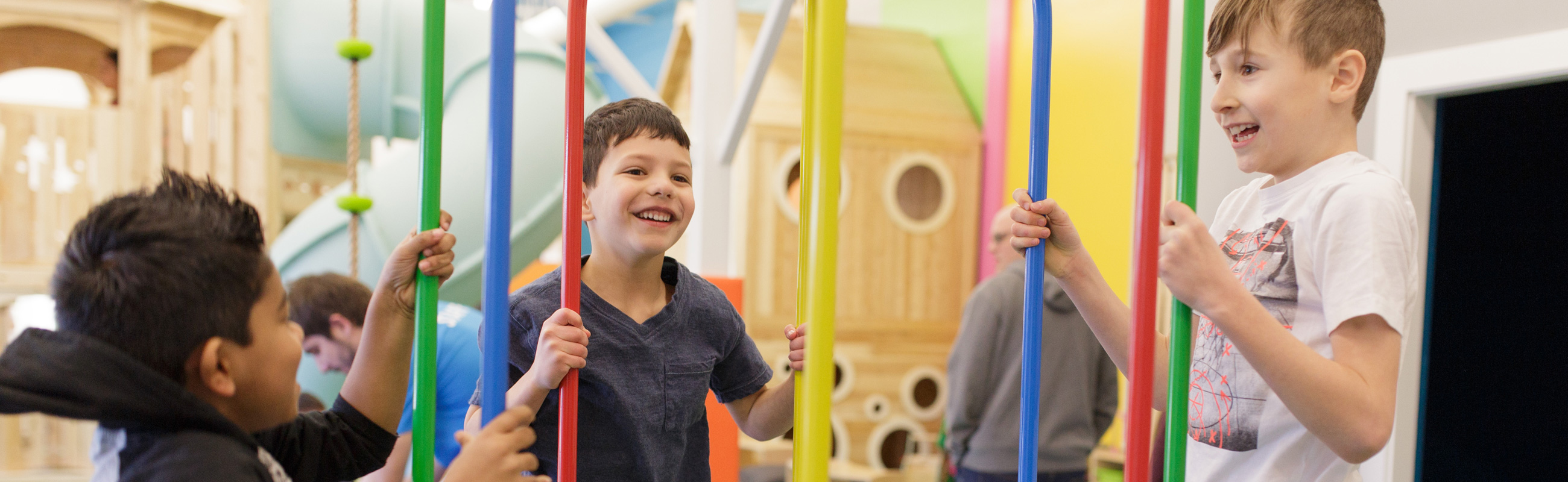 South Surrey's only indoor sensory play indoor gym