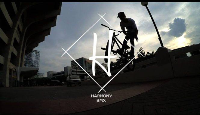 harmony bmx