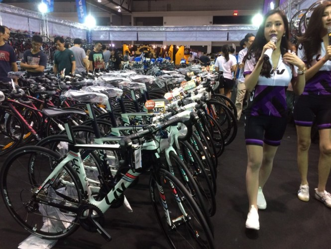 international Bangkok bike 2017