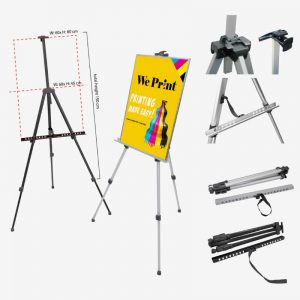 easel stand poster stand series we