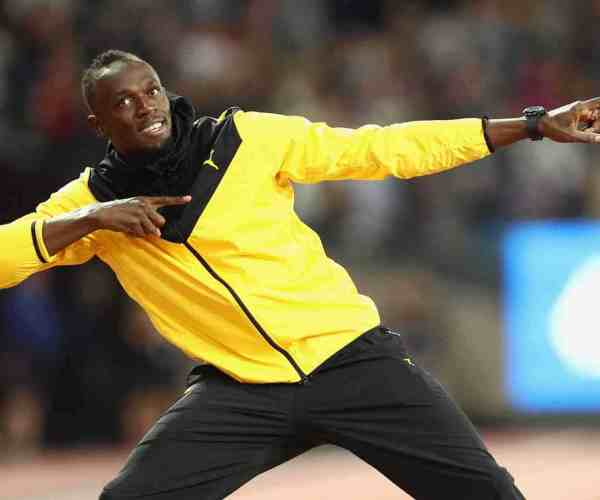 Usain Bolt unveiled his daughter and went viral: what name did she give her? [PHOTO]