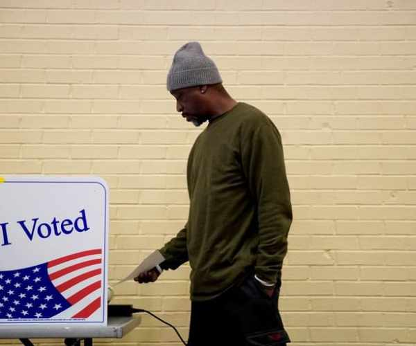Can the United States elections be postponed ?: what the Constitution says