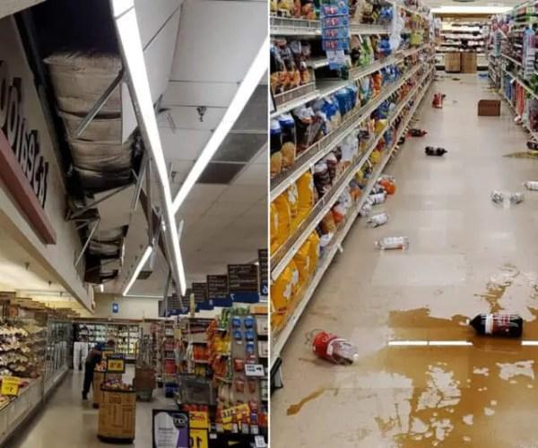 Rare 5.1-degree earthquake shakes North Carolina without casualties
