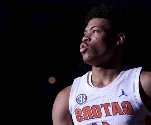 Florida's Keyontae Johnson in the college league collapses and is in critical condition