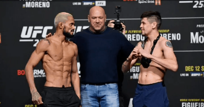 UFC 256: full card and where to watch Deiveson Figueiredo's belt defense