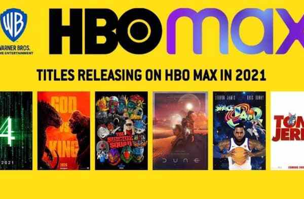 HBO Max will arrive in Europe and Latin America in 2021