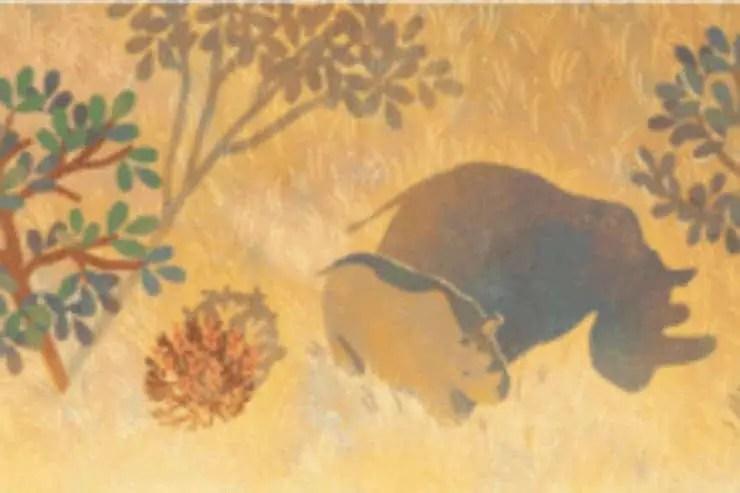 Rhinoceros Sudan: the memory of the last survivor of its species