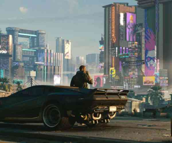 Review: Cyberpunk 2077 is beautiful, but it's not finished yet   NOW