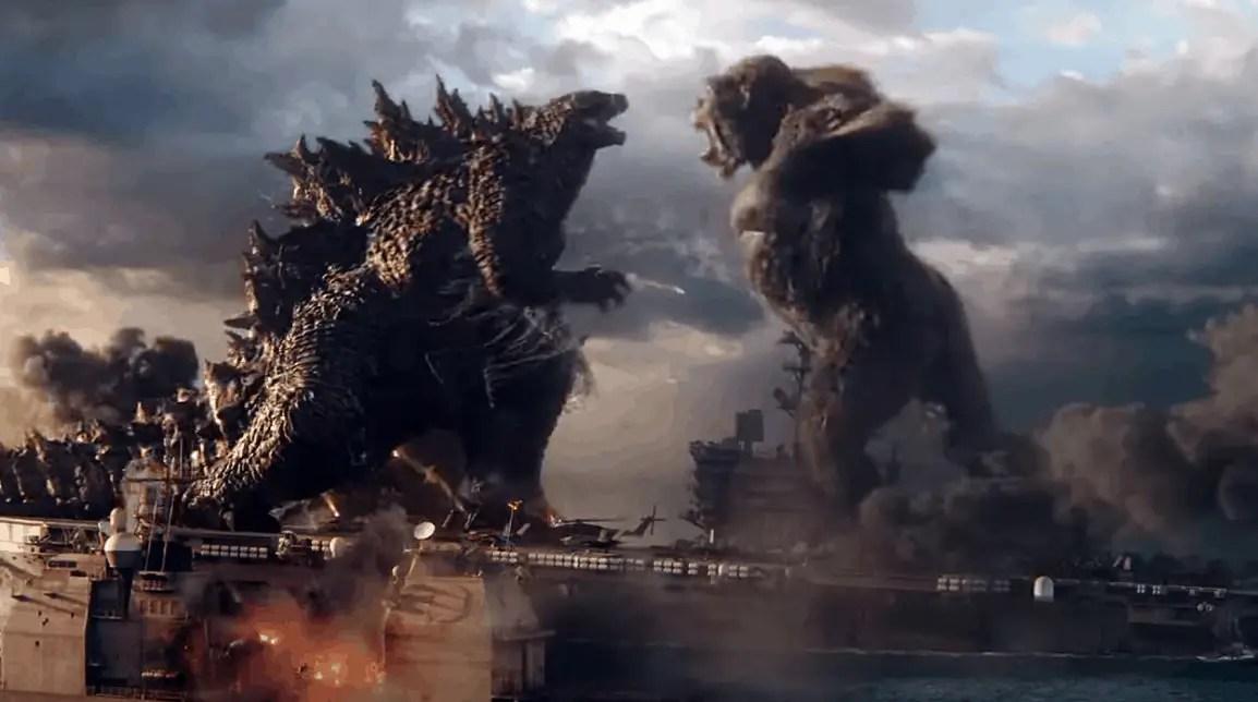 Godzilla vs. Kong: Watch The First Trailer