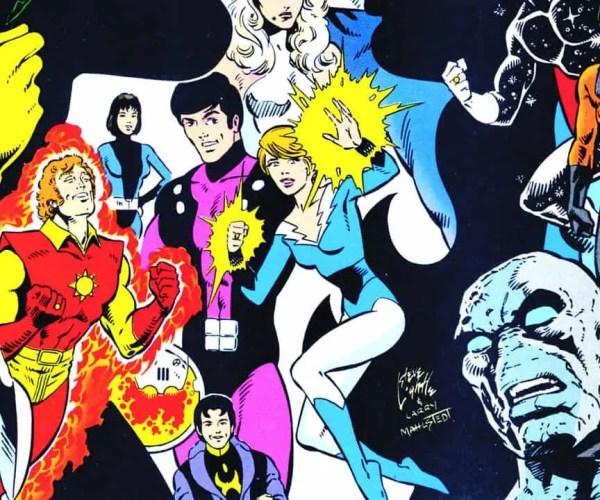 Steve Lightle Legion Of Super-Heroes Artist Dies At 61