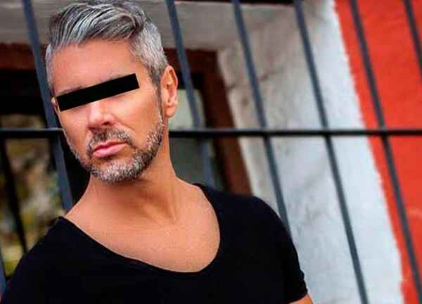 Ricardo Crespo, Is Arrested For Alleged Sexual Abuse Of His Daughter.