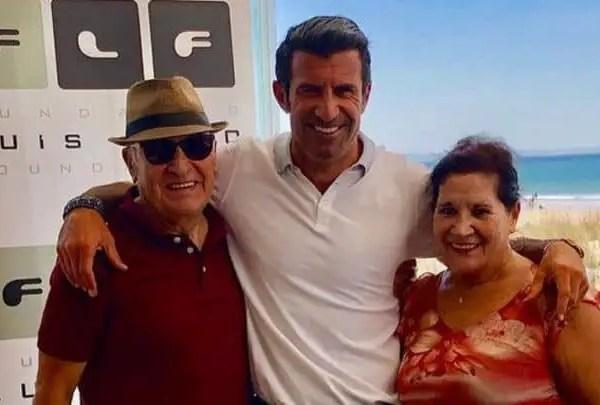 Maria Joana Caeiro, Luis Figo's Mother, Dies