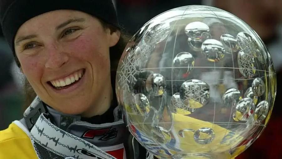 Snowboard Champion Julie Pomagalski Dies In Avalanche In Switzerland