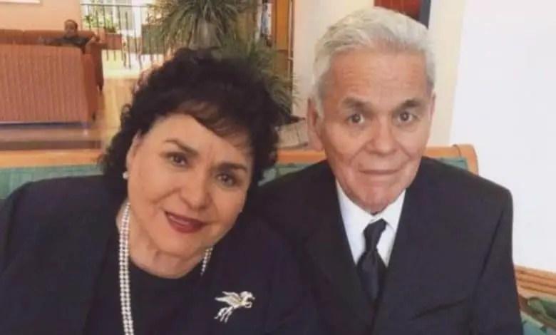 Carmen Salinas's Brother, Sergio Salinas Lozano, Dies