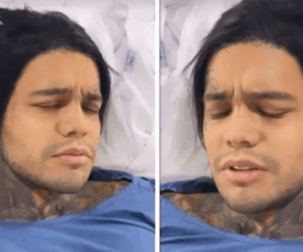 'Influencer' Yeferson Cossio Suffered An Accident
