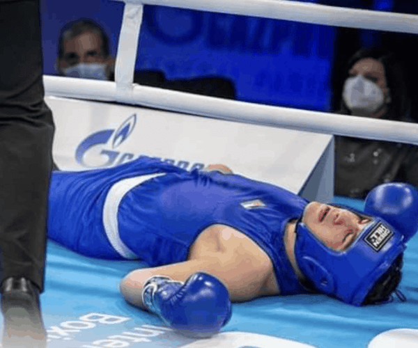 Rashed Al-Swaisat (19 Years Old) Dies After Being Knocked Out At The Youth World Cup