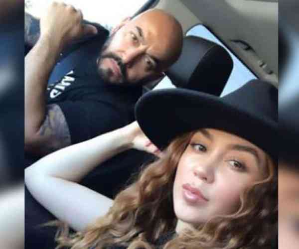 Lupillo Rivera And Giselle Soto: Between The Rumors Of Wedding, Pregnancy And The Disappearance Of Belinda's Tattoo