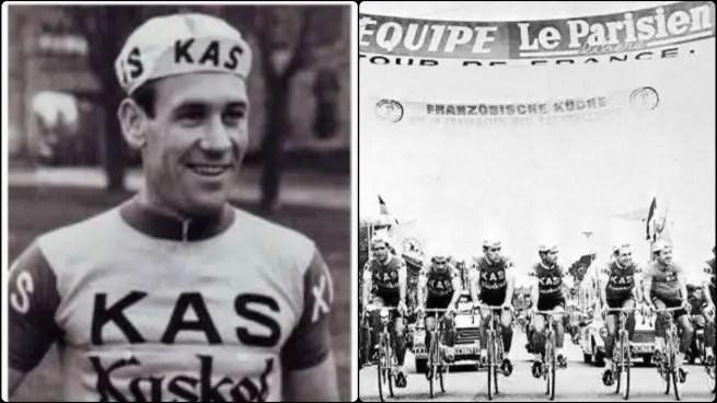 Sport Cyclist Antonio Gómez Del Moral Dies At 81