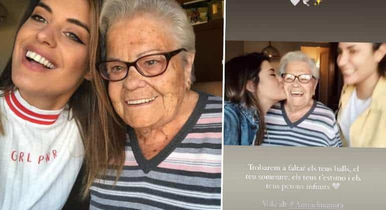 Dulceida Mourns The Death Of Her Grandmother