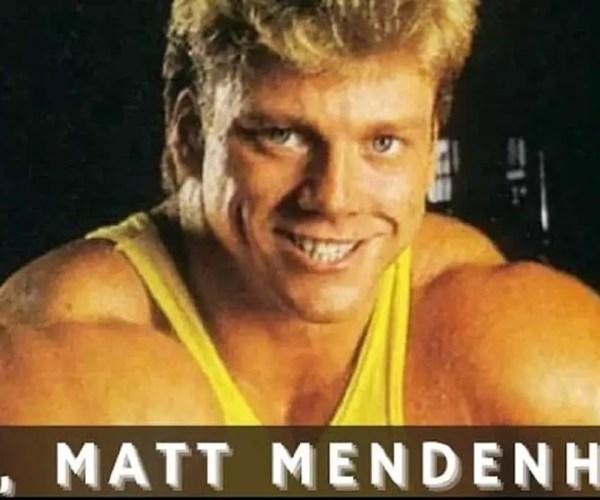 Matt Mendenhall Died: What Was His Cause Of Death?