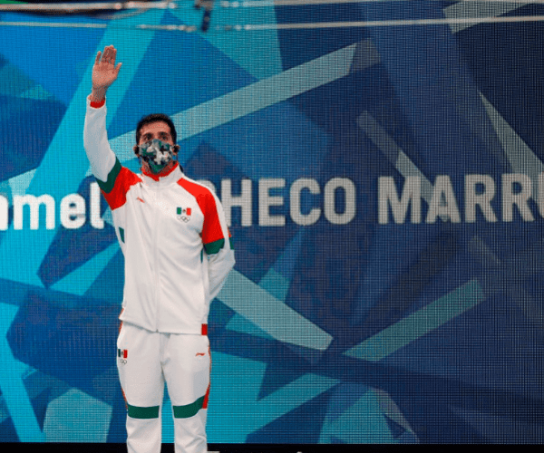 Rommel Pacheco Reaffirmed His Decision To Leave The Sport