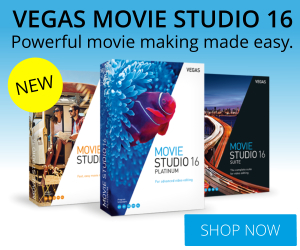 VEGAS Creative Software