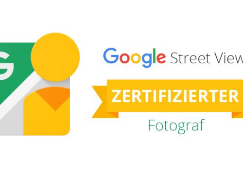 360 Grad zertifiziert logo von google