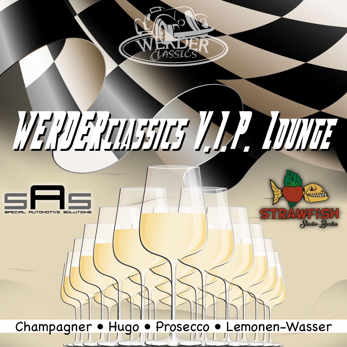 Die WERDERclassics V.I.P. Lounge