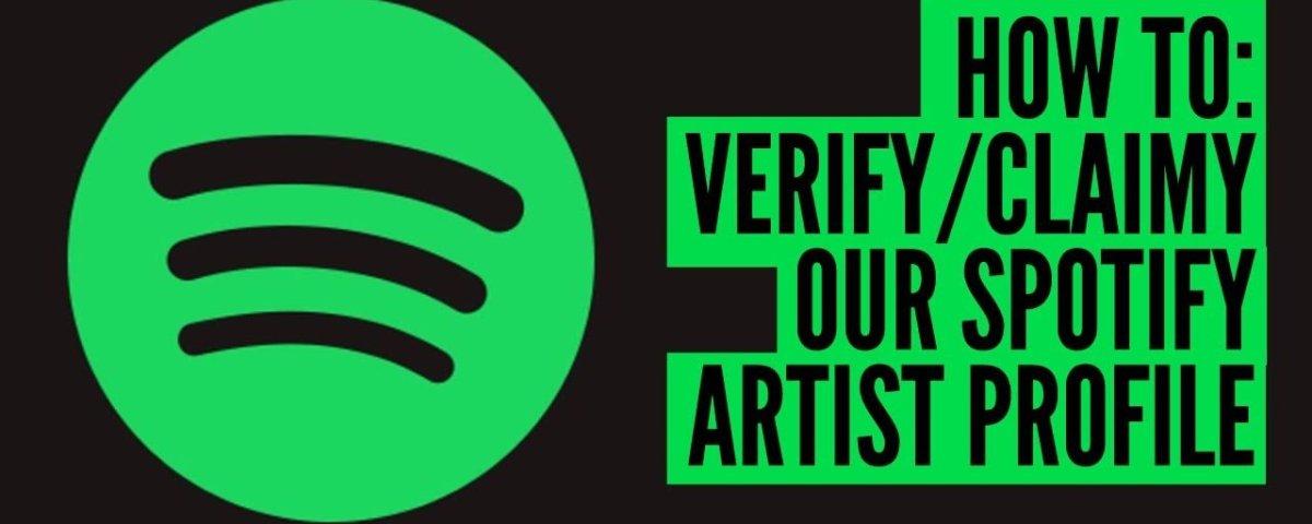 Klaim Profil Artis di Spotify | Werdi Media Music