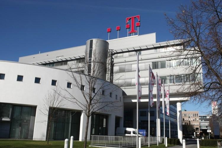 Zentrale der Deutschen Telekom in Bonn