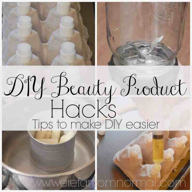 DIY Beauty Hacks