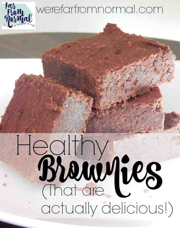 Seriously these brownies are delicious!! They are so fudgy and tasty that it's hard to belive they're actually good for you! Packed with protein and free of refined sugar they are amazing!